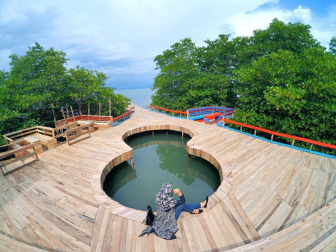 5 Tempat Wisata di Bandar Lampung yang Lagi Hits