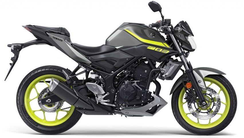 Yamaha MT-25, Motor Terbaik 2019 Bergaya Naked Sport