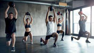 Tempat fitness di Jakarta